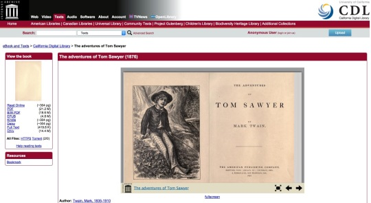 Read books online - Internet Archive