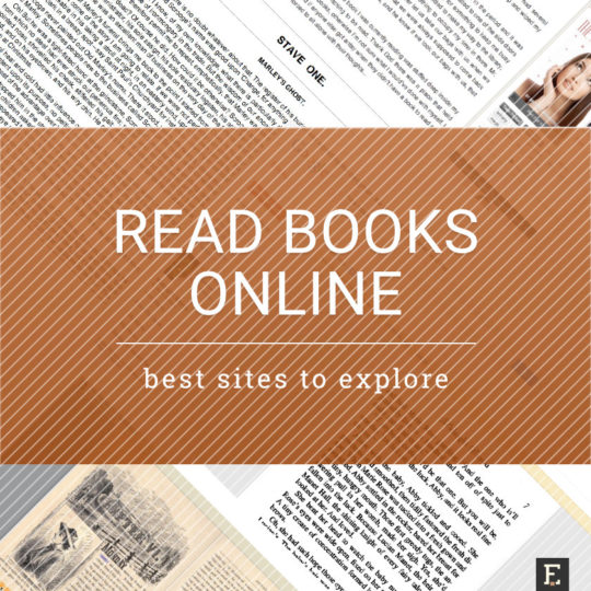 The best websites where you can read books online in your internet browser