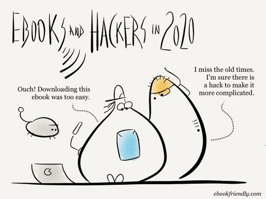 Ebooks and hackers in 2020