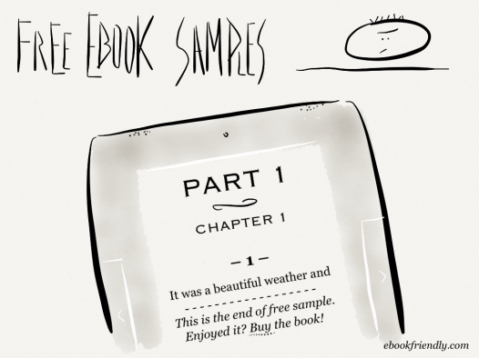 Free ebook samples [cartoon] | Ebook Friendly