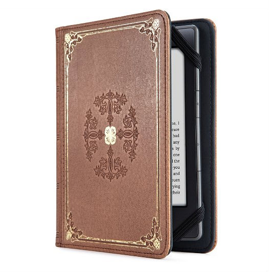 Lightwedge Verso Prologue Antique Cover for Kindle Paperwhite, Tan