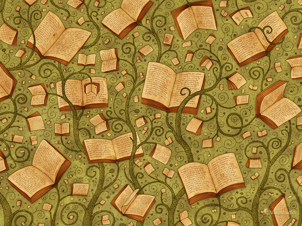 Books Wallpaper 12 beautiful ipad wallpapers for a book lover