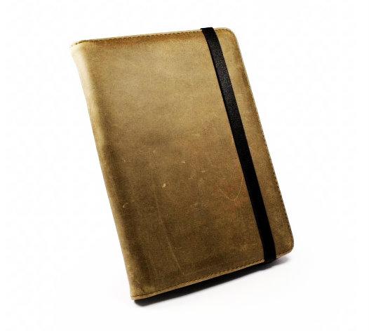 Tuff-Luv Western Leather Embrace Plus Case for Apple iPad Mini