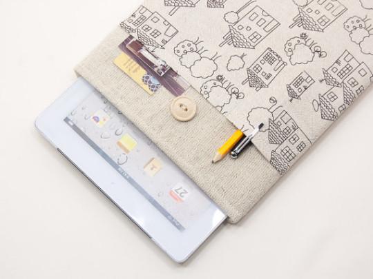 BluCase iPad Sleeve