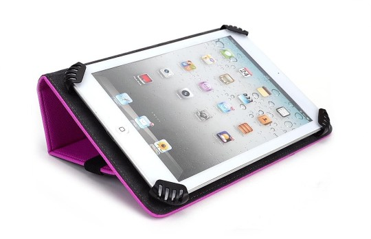 Irulu Universal Adjustable Case Stand for 7-inch Tablets