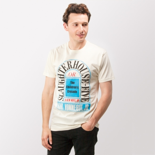 Slaughterhouse-Five T-shirt by Out of Print Clothing