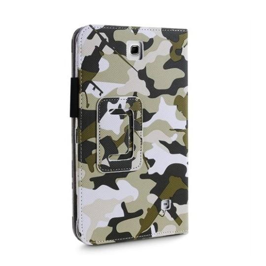 Slim Fit Folio Cover Stand for Samsung Galaxy Tab 4 8.0