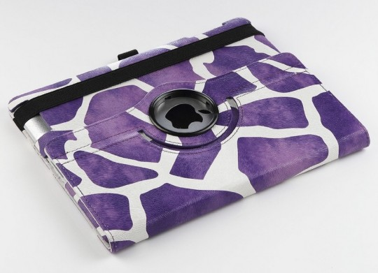 Ulak Rotating Stand Case for Apple iPad