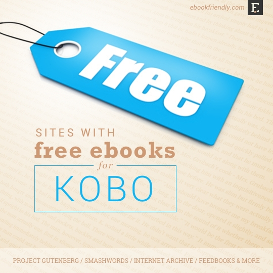 Free ebooks for Kobo