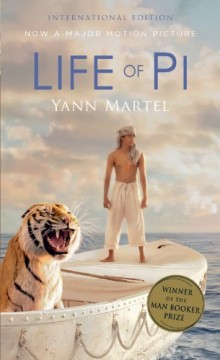Oscars 2013 - Life of Pi - Yann Martel