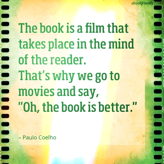 books and movies 14 quotes by famous people