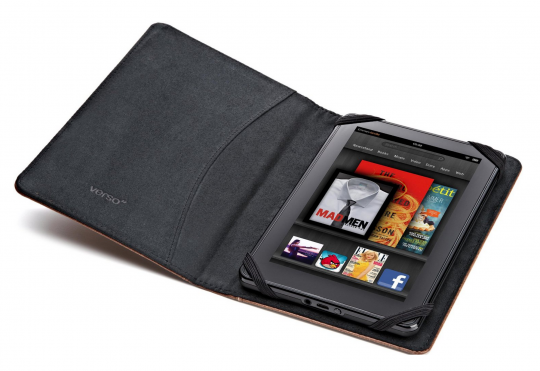 Kindle Fire covers with corner straps will fit Kobo Arc