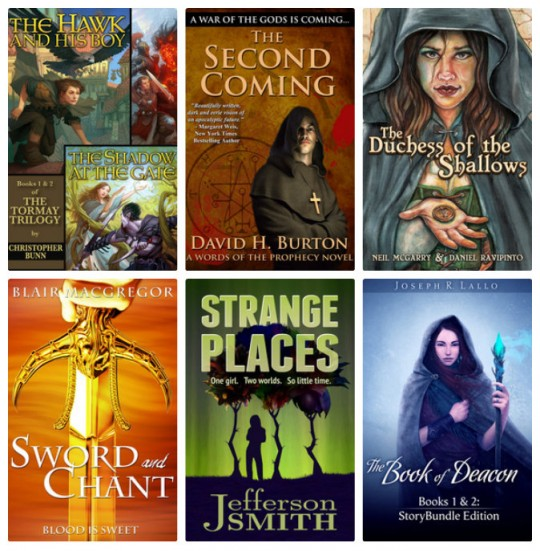 StoryBundle Indie Fantasy Bundle