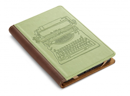 Verso Typewriter Cover by Molly Rausch