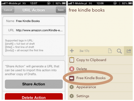 How to get free kindle books on ipad