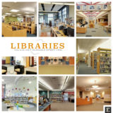 10 libraries to visit with Google Street View