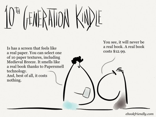 10th generation Kindle