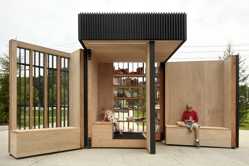 Story Pod in Newmarket, Canada - picture 1