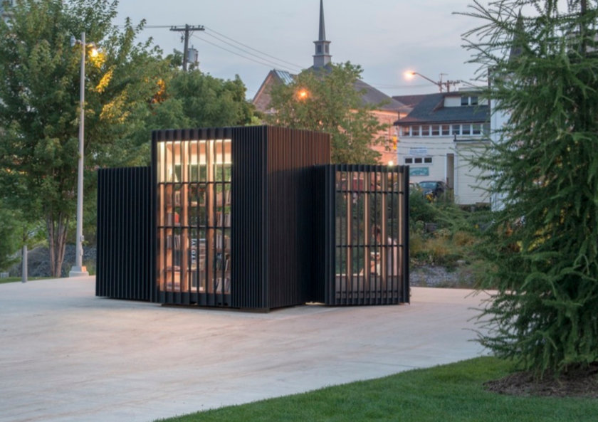 Story Pod in Newmarket, Canada - picture 2