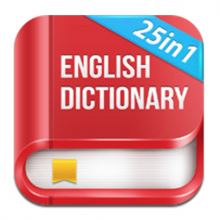 Pocket Dictionary 25in1 logo