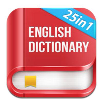 Pocket Dictionary 25in1 logo
