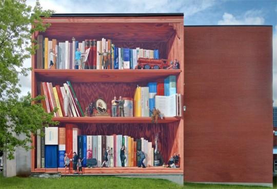 Arte de rua - a cultura do coração e da pedagogia