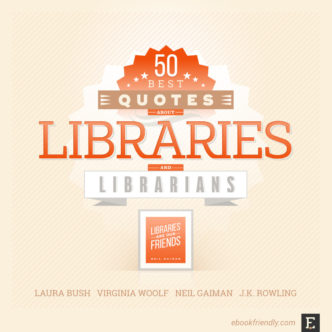50 most thought-provoking quotes about libraries and librarians