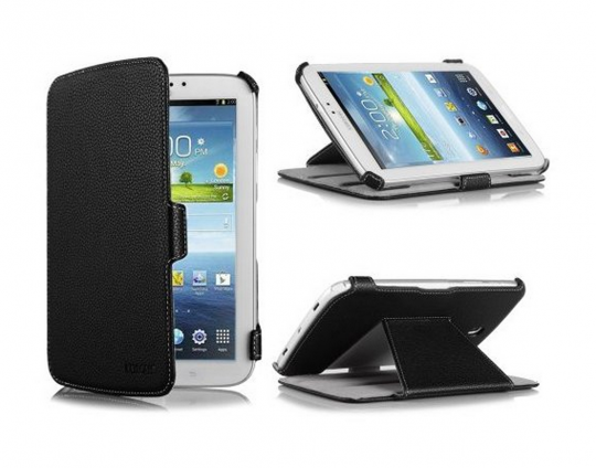 KaysCase BookShell Case Cover for Samsung Galaxy Tab 3 7.0