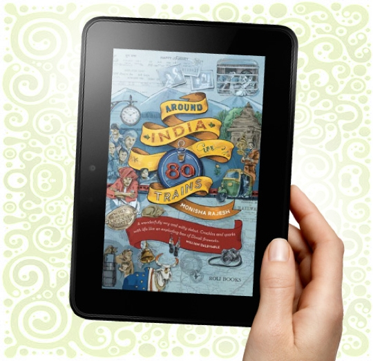 Kindle Fire India