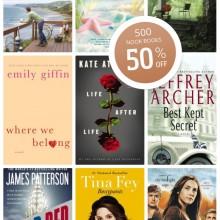 Nook Book Sale