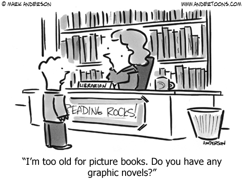 Andertoons - library cartoon by Mark Anderson