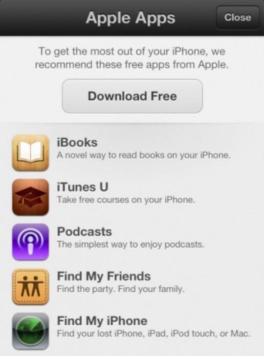 Apple AppStore - download free