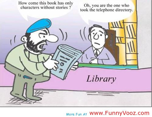 Library question