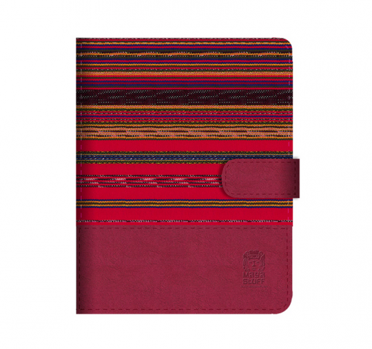 Mayan Stuff iPad case Pink
