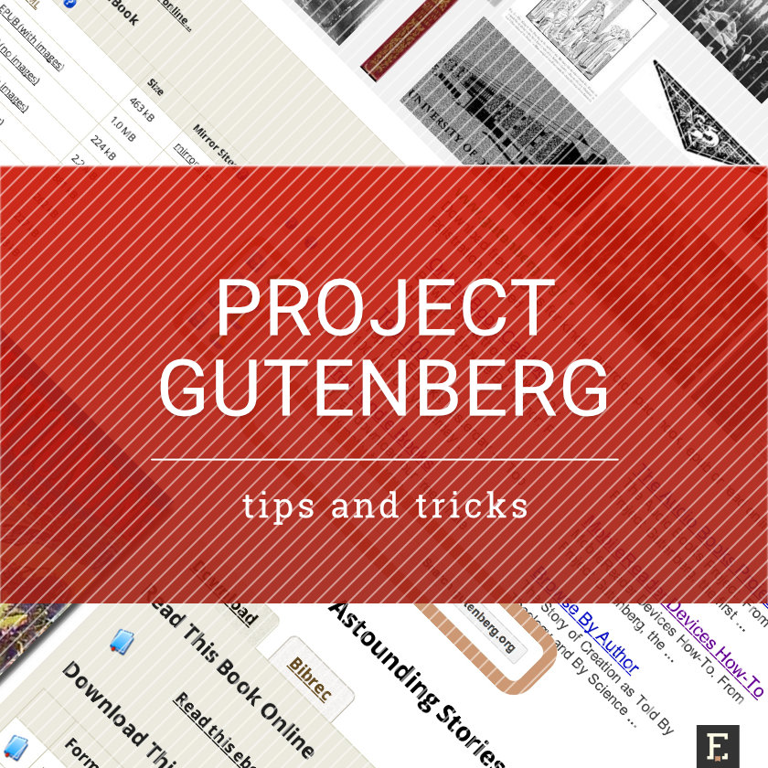 how to project gutenberg ebooks to kindle