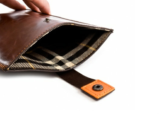 Proporta Leather Style Cover for Kindle Fire