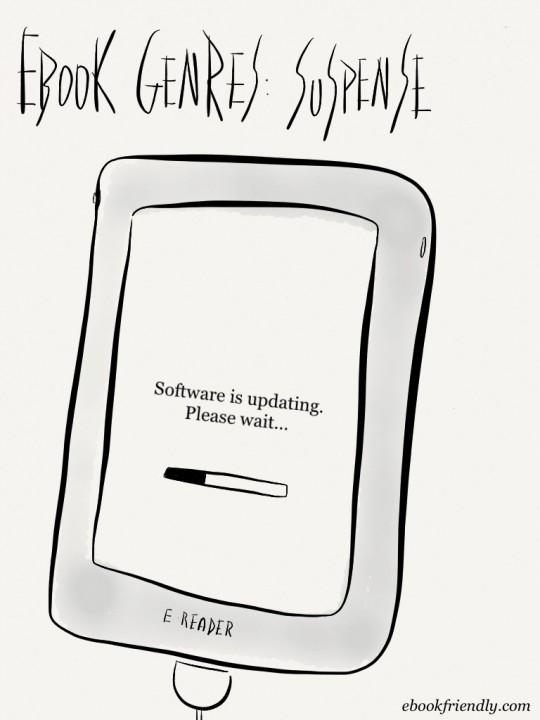Ebook genres: suspense   Ebook Friendly