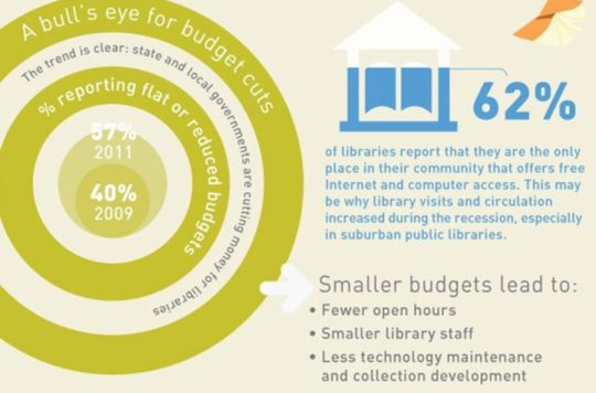 How are public libraries doing in the digital age