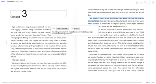 Read epub in a browser using Google Play Books
