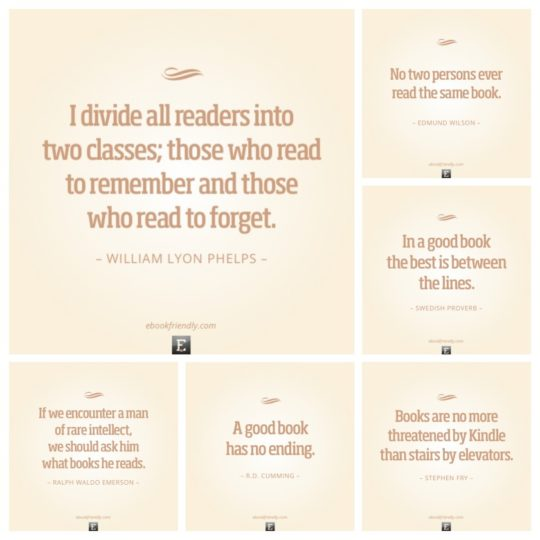 Best quotes about books, libraries, and technology