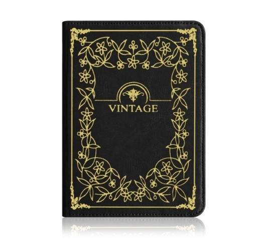 Classic Book Covers For Kindle : Book style case covers for kindle paperwhite