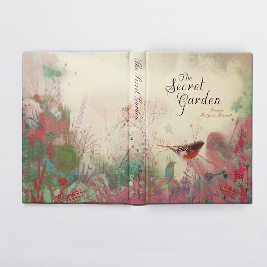 KleverCase Book Cover for Kindle Paperwhite - The Secret Garden