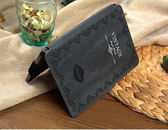 Mosiso Slim-Fit Retro Kindle Paperwhite Case