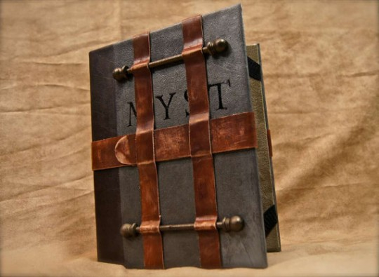 Myst Linking Book Kindle Paperwhite Cover