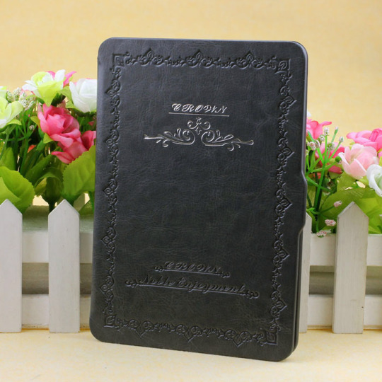 Retro Leather Case Cover For Kindle Paperwhite