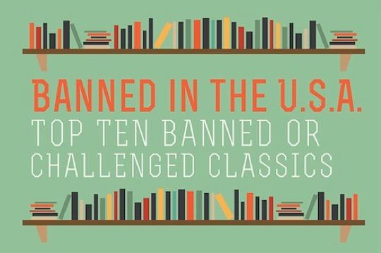 Top banned classics