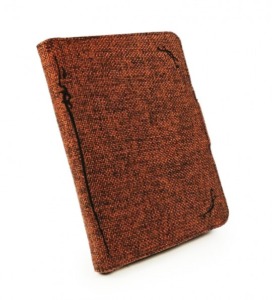 Tuff-Luv Hemp Embrace Plus Case Cover for All-New Kindle Paperwhite