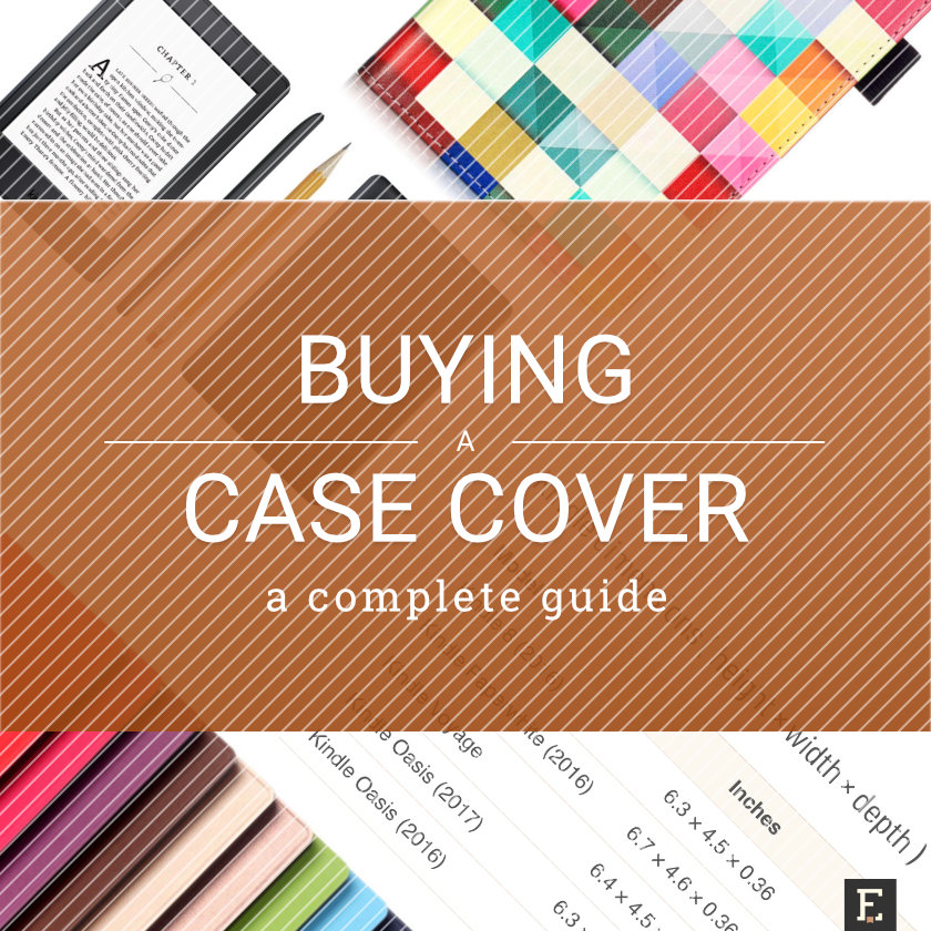 A complete guide to buying a case cover