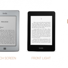 E-readers next big feature