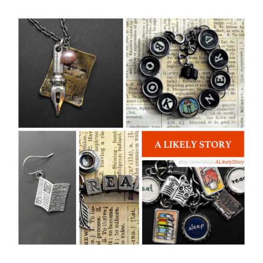 Etsy shops for book lovers: A Likely Story